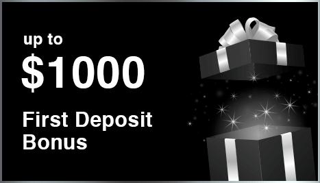 Luxury Casino First Deposit Bonus